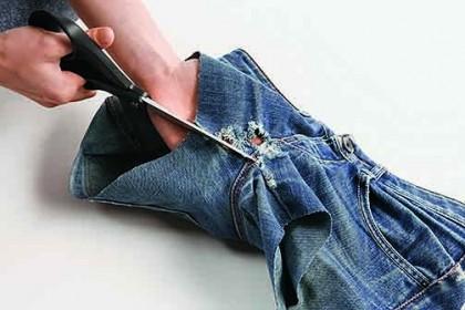 Как использовать старые джинсы? Еще идейки!