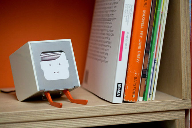 Позитивный мини-принтер, который можно взять с собой