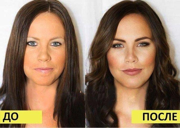 Ошибки в макияже, которые делают нас старше