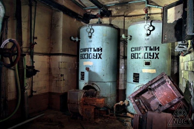 11144 Бункер штаба ПВО города Москвы