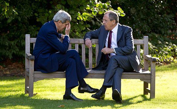 Керри посоветовал Лаврову не обращать внимания на заявления Обамы