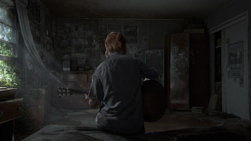 Директор The Last of Us: Par…