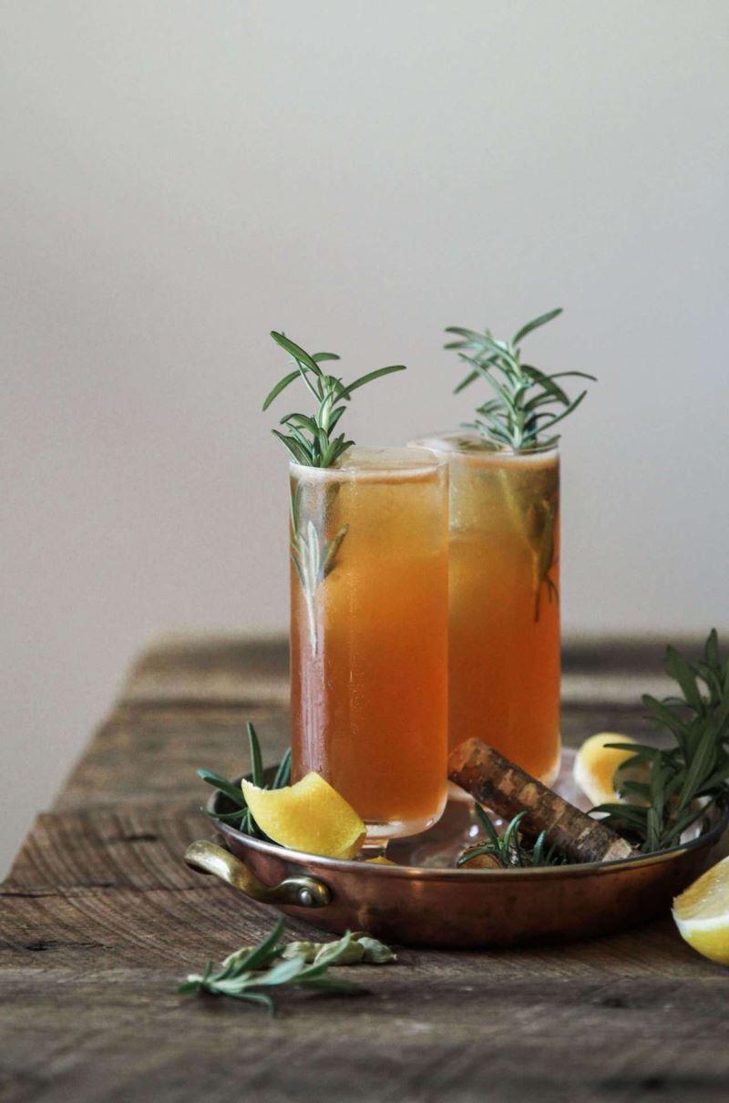 коктейли с пряными травами