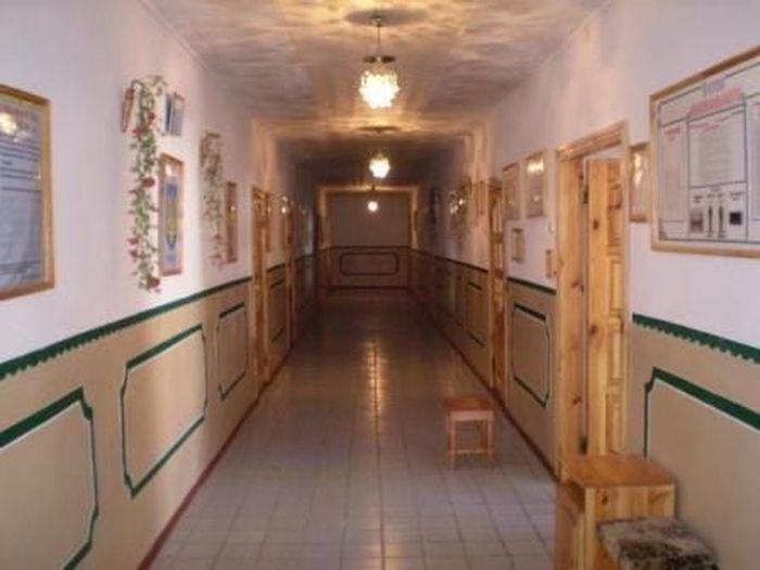 Алексеевская исправительная колония №25. Норвегия  отдыхает