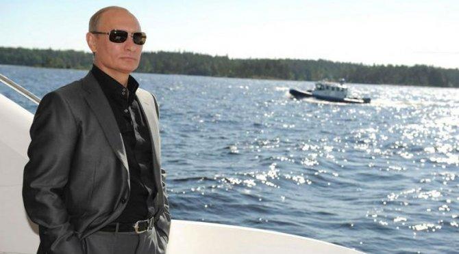 «Liberation»: Путин невыносим