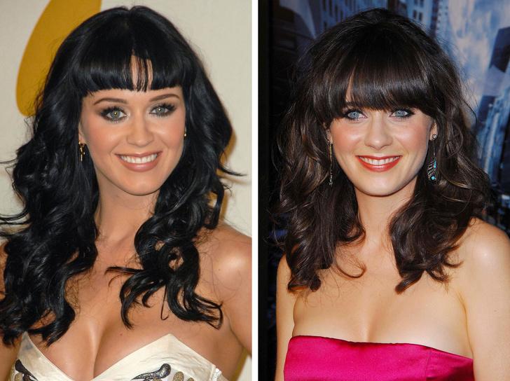 30 знаменитых женщин, которые похожи друг на друга как две капли воды