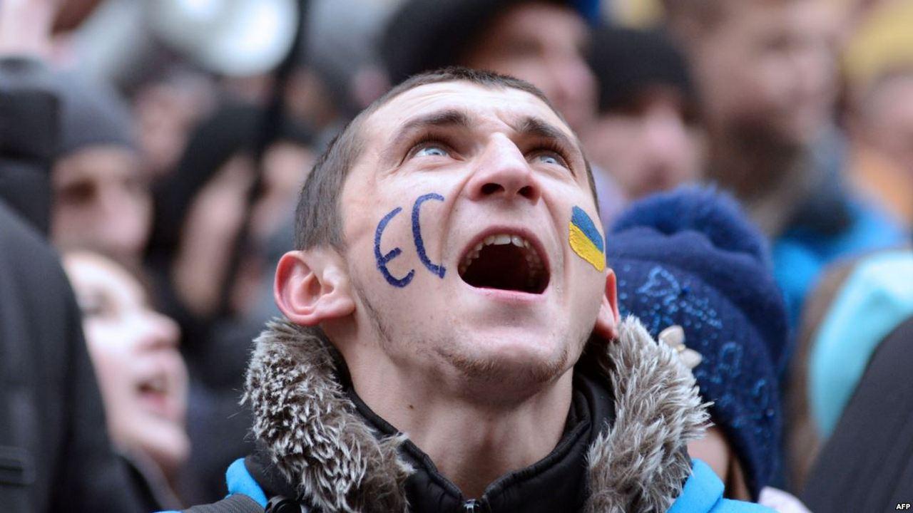Имя нового президента Украины не имеет значения. Нюра Н. Берг