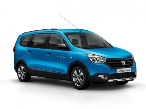 Renault показала вседорожные Dacia Lodgy и Dokker Stepway