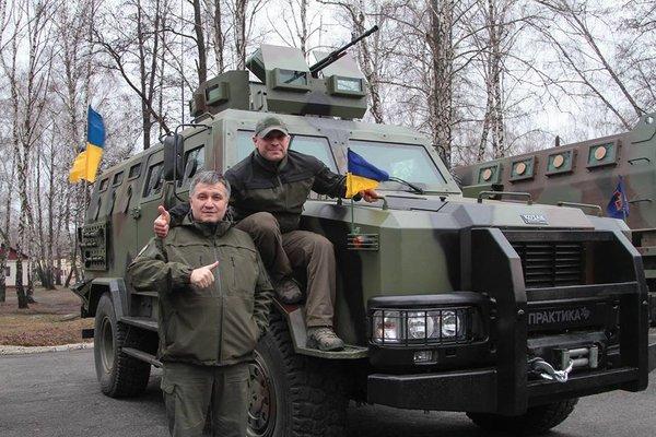 Арсен Аваков: «Гениальный» план возращения Донбасса