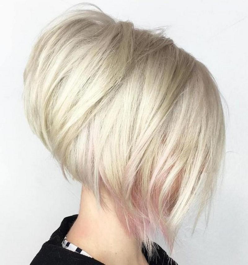 мелирование волос на каре
