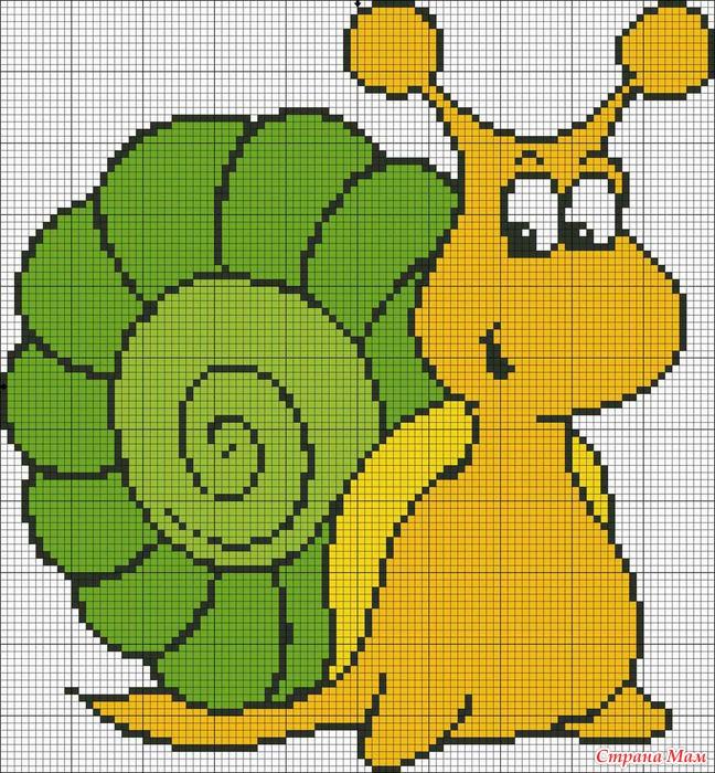 схем для ковровой вышивки.