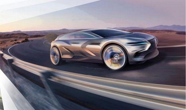 В сети интернет появились изображения автомодели LADA будущего