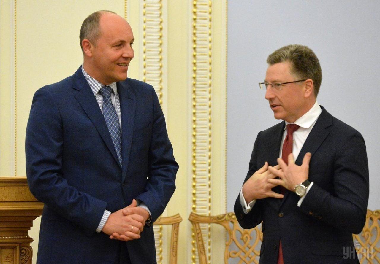 Волкер на Донбассе: истеричная инспекция
