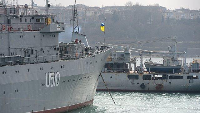 Адмирал ответил на требование Киева отремонтировать украинский флот в Крыму