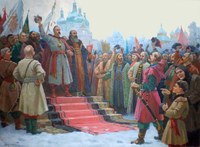 Киев возвращается в Россию