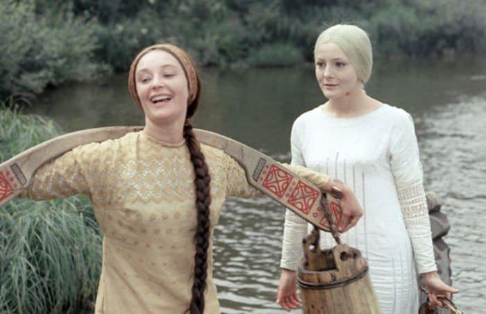 Кадр из фильма *Снегурочка*, 1968 | Фото: aif.ru