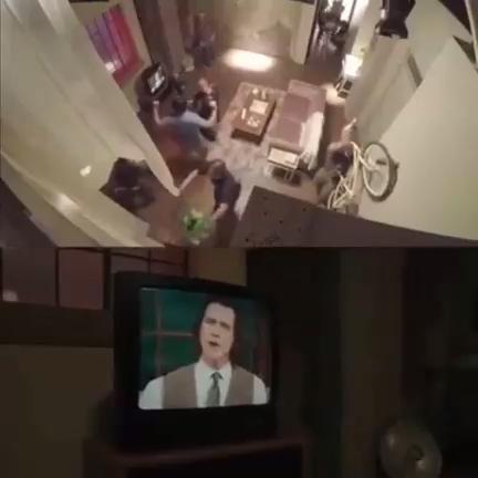 """""""Шучу"""" - съёмки сцены одним дублем"""