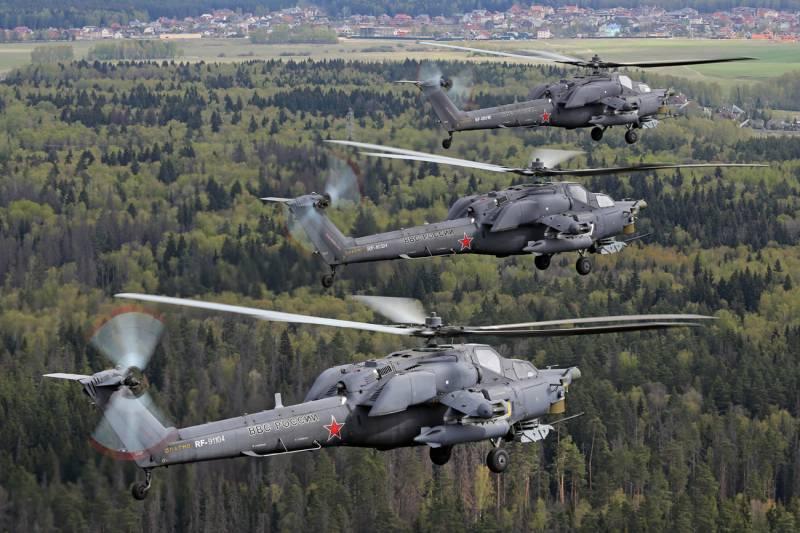 Как создавался Ми-28 «Ночной охотник»