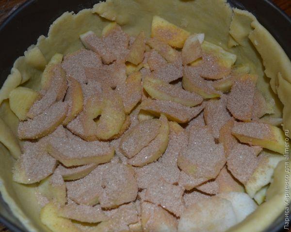 Самый вкусный яблочный пирог