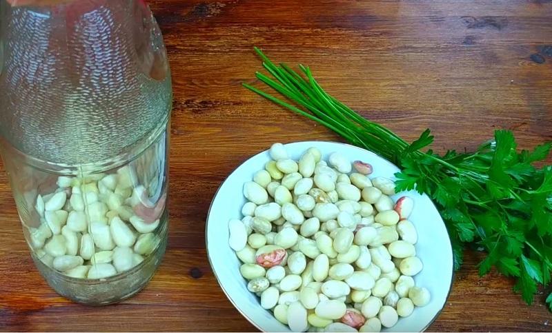 фасоль в банке рецепт