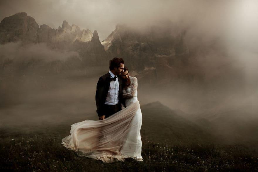 25 снимков, названных лучшими свадебными фото мира 2017