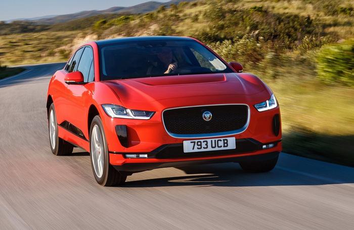 Jaguar I-Pace: мост в будущее