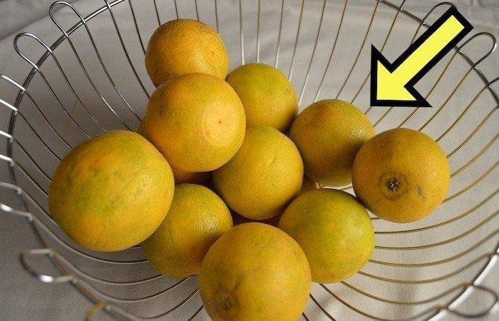 Лимон: секреты выбора