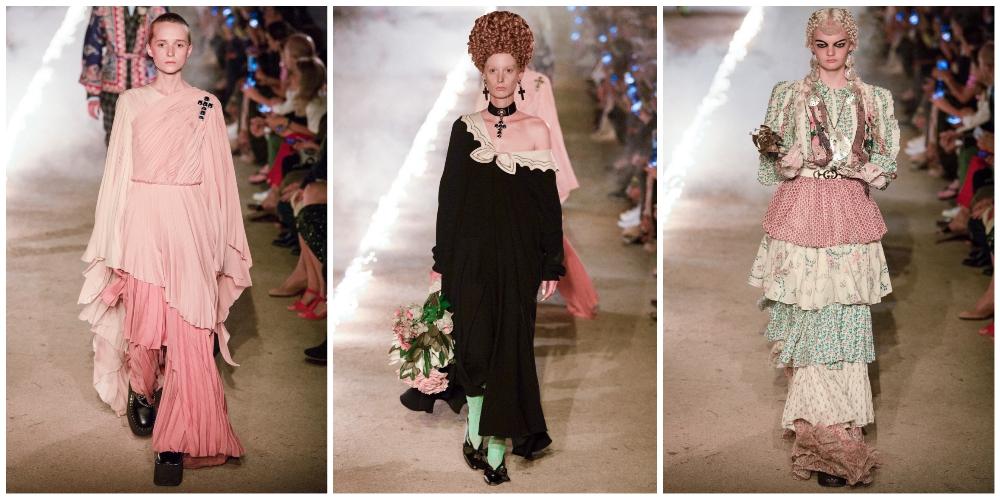 Gucci круизная коллекция