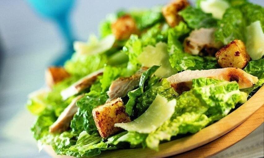 5 фитнес-салатов