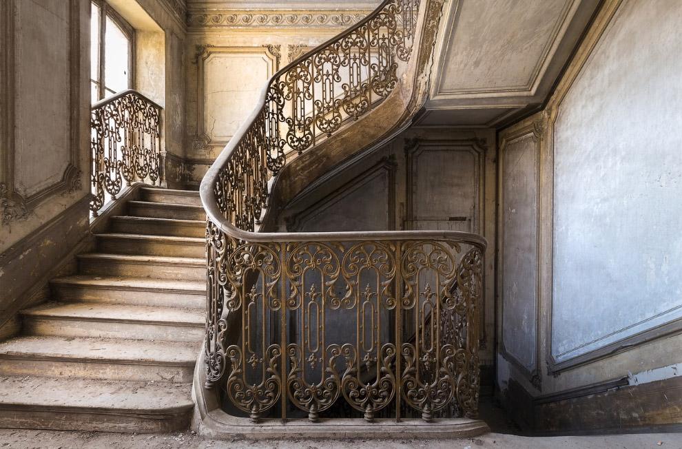 Старинные лестницы в Европе