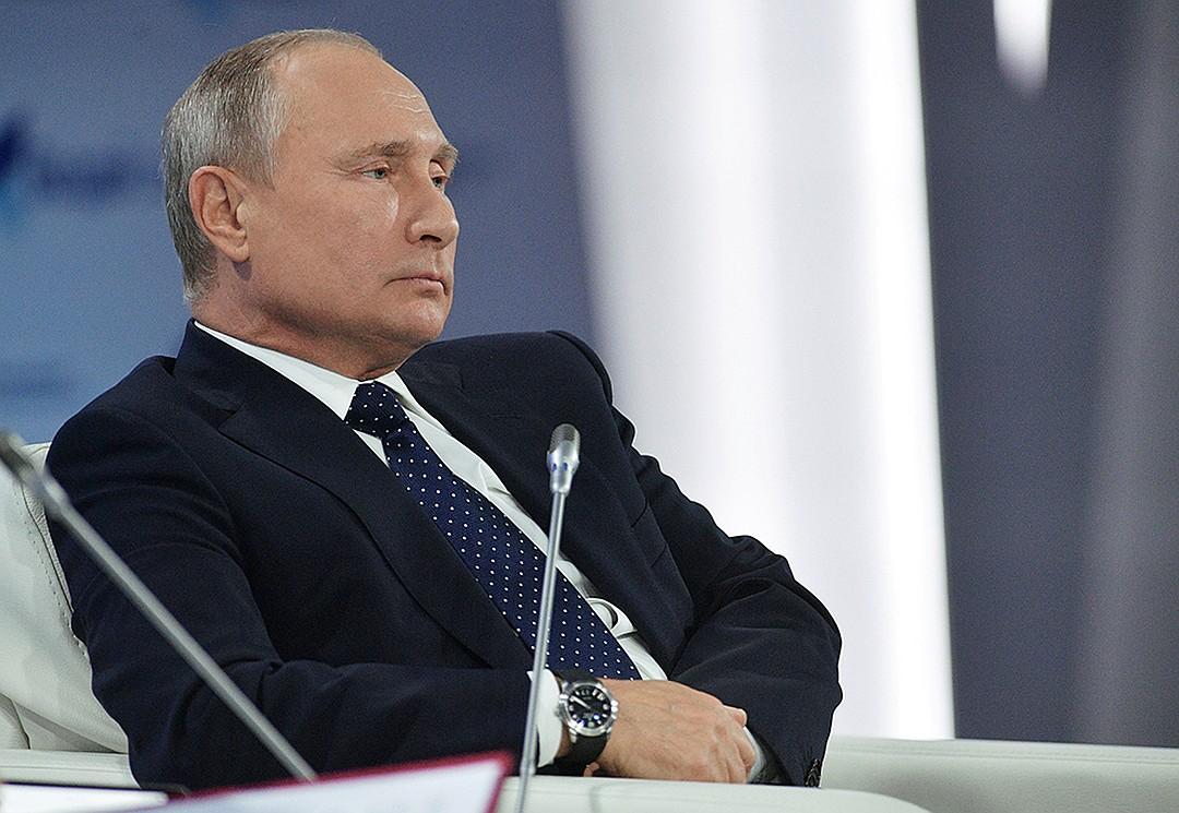 Не нравится мне настроение Путина: мы все умрем?