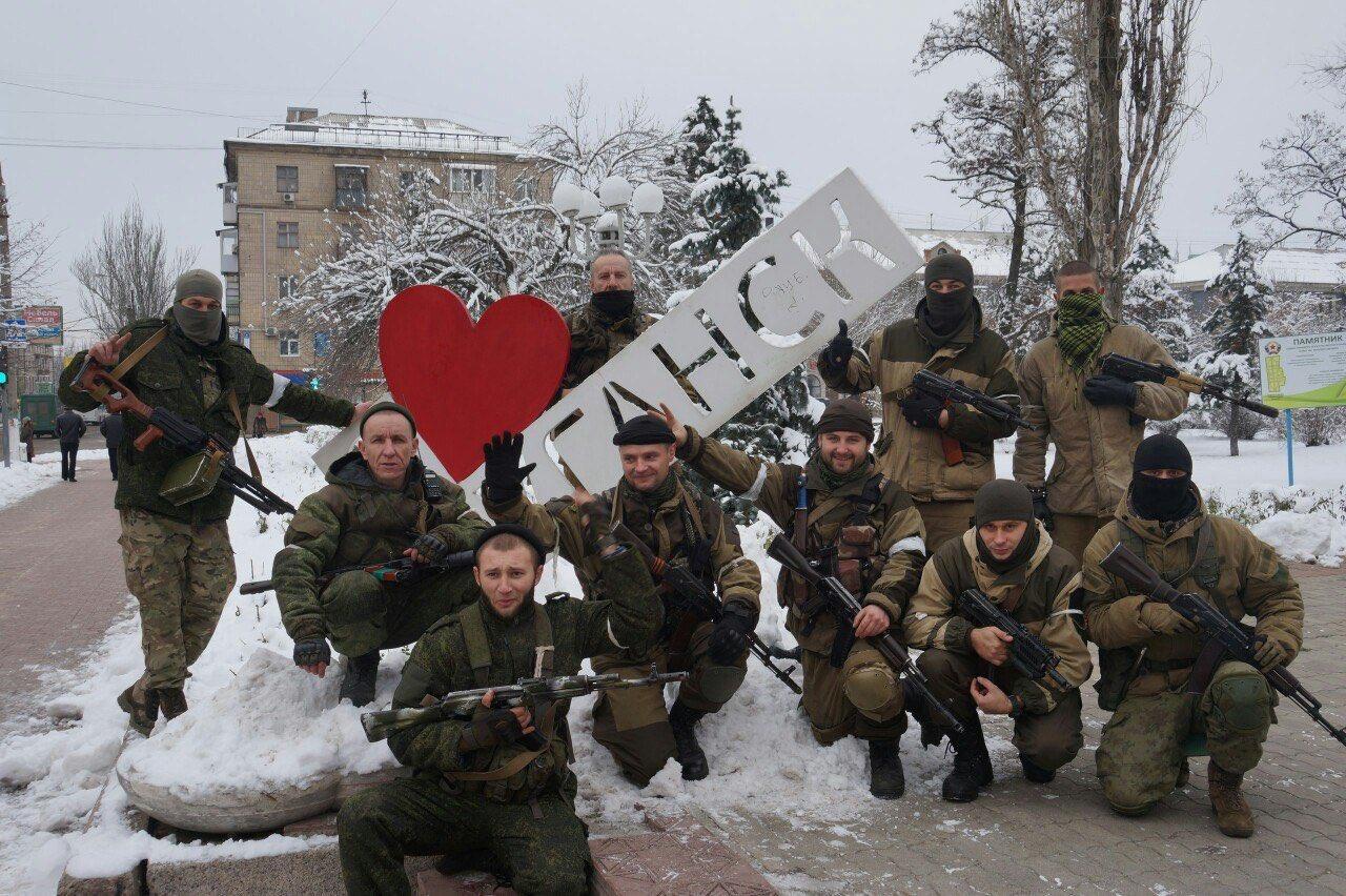 Обстрелы ДНР и ЛНР. 05.12.2017