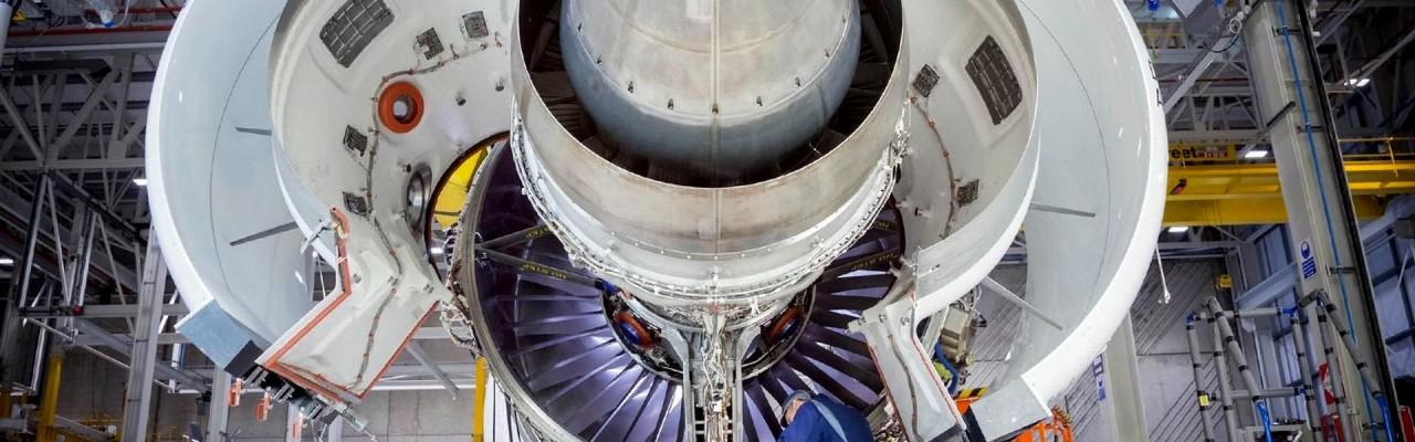 Rolls-Royce приземляет Airbus
