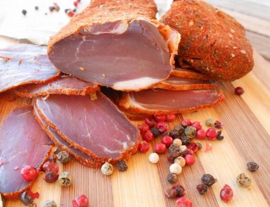 Простой рецепт вяленого мяса