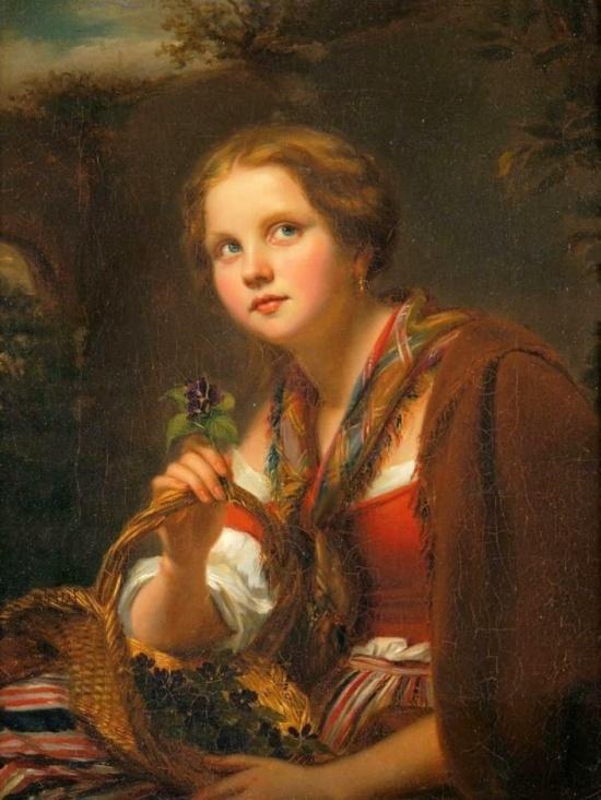 художник Иоганн Георг Майер фон Бремен (Johann Georg Meyer von Bremen) картины – 21