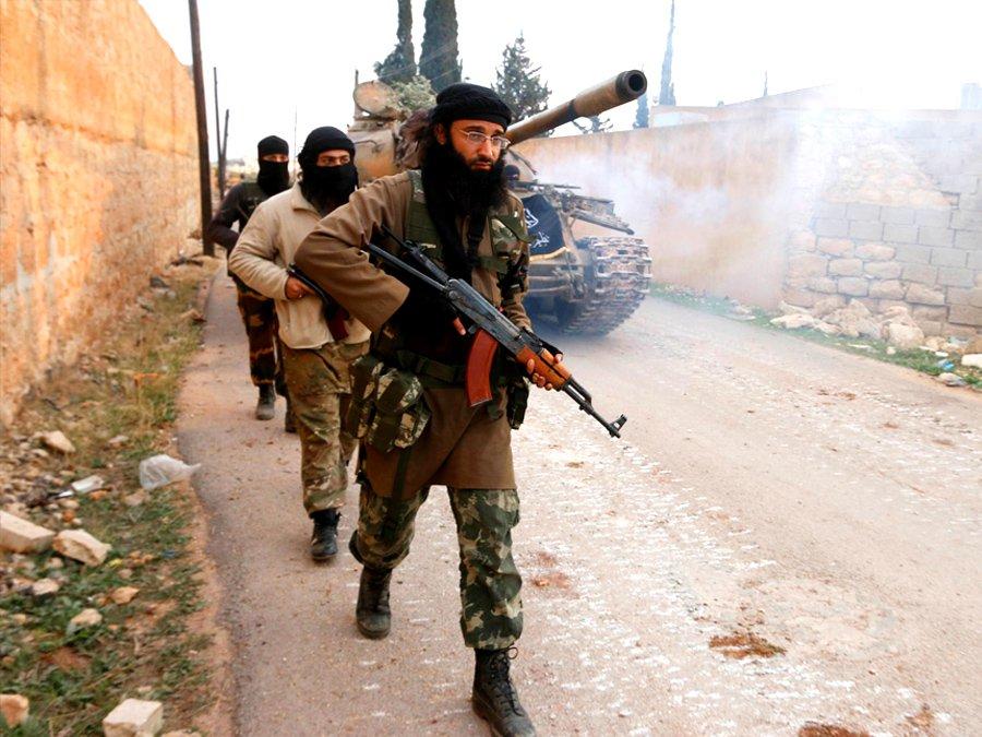 В провинции Алеппо идут тяже…
