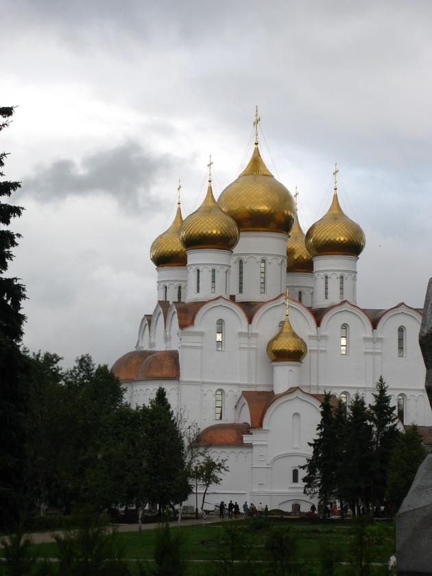 По Золотому кольцу России. Ярославль