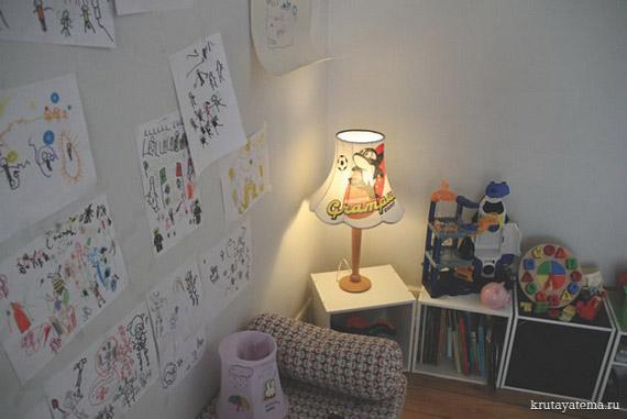 Светильники T-Light из старых футболок
