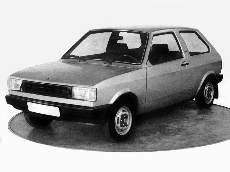 52. Уже в 1974 году ВАЗ приступил к конструированию переднеприводных машин авто, история, ссср