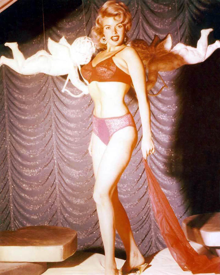 443 Иконы Голливуда: Джейн Мэнсфилд
