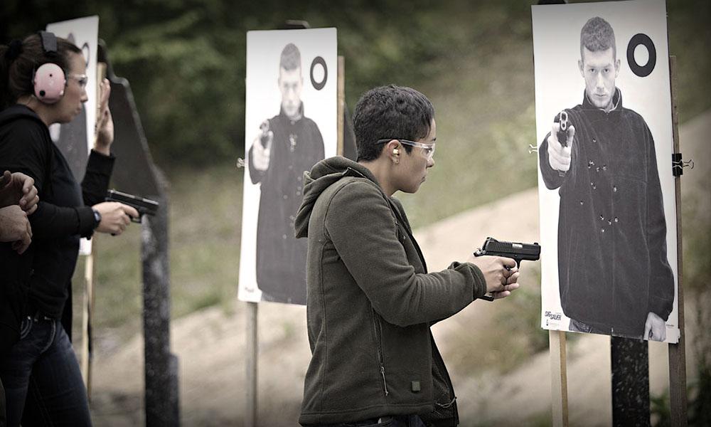 Стрельба навскидку: как быст…