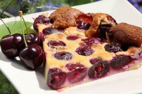 Сочно — нежнейший пирог с ви…