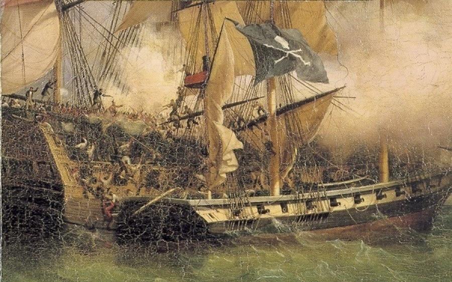 Интересное о пиратах