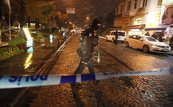 РБК: Взорвавшей себя в Стамбуле смертницей оказалась гражданка России