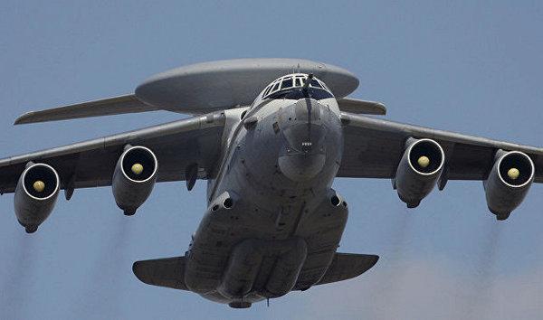 Русский «летающий радар» А-5…