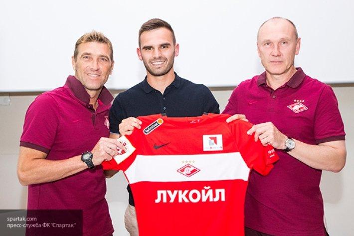 Стало известно, кто займет место главного тренера в «Спартаке»