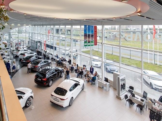 Рост цен на автомобили к концу года может составить около 10%