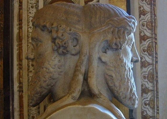 Музеи Ватикана: «Галерея бюстов».