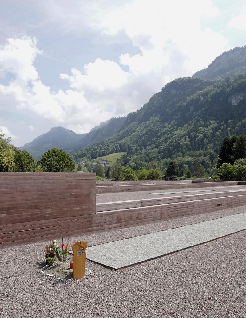 Исламское кладбище, Австрия