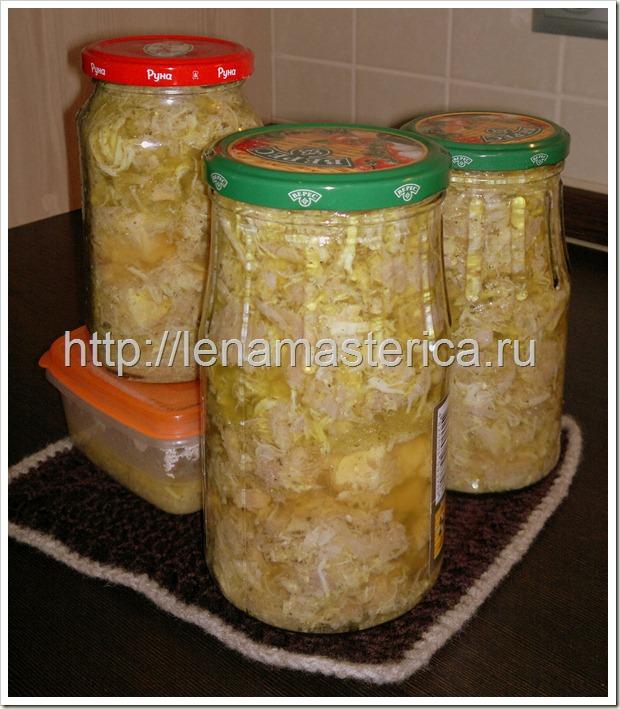 Тушенка с рисом в домашних условиях 38